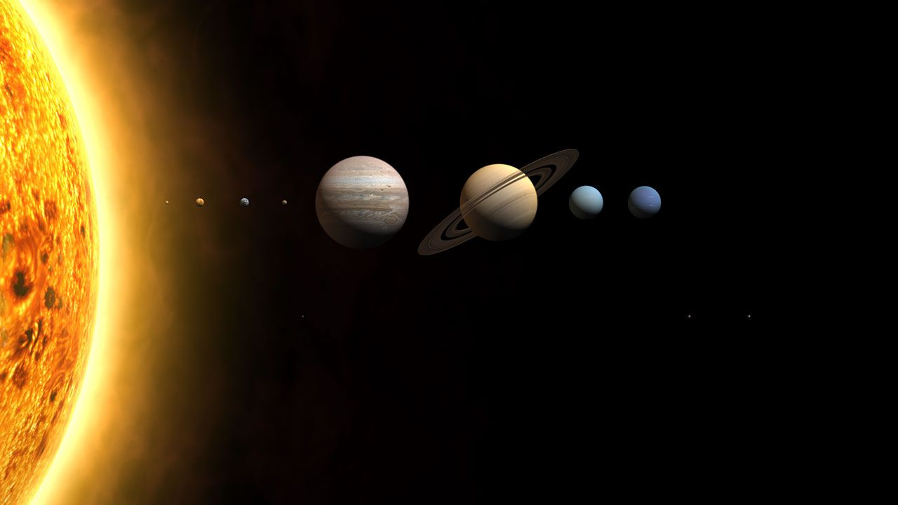 solar system planetary year - photo #36