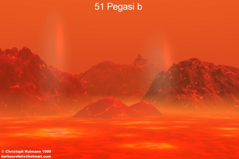 51 Pegasi S Orbital