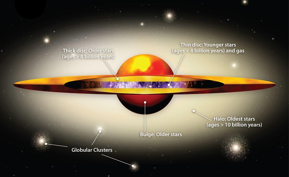 Milky Way's Central Bulge